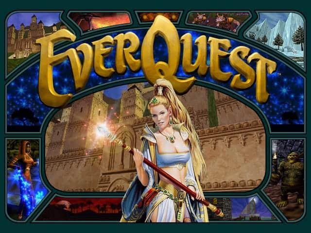 Everquest Nostalgia Overload