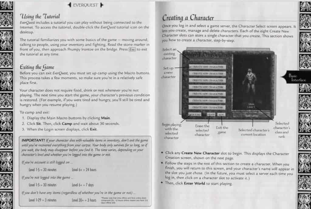 Everquest Nostalgia Overload 20