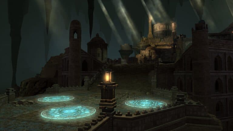 Final Fantasy XIV Patch 5.45 Updates Bozjan Southern Front And The Blue Mage Class 1