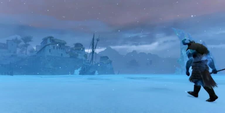 Guild Wars 2: The IceBrood Saga Power Arrives January 19th 1