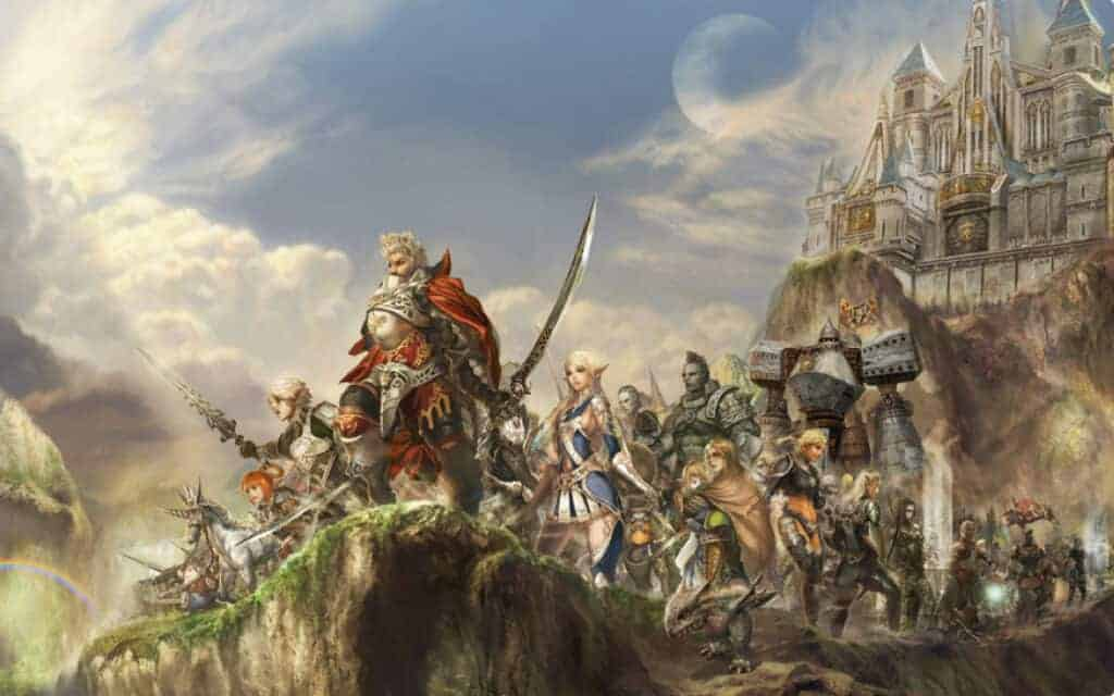14 Old School MMORPGs That Are Still Worth Playing In 2021 7