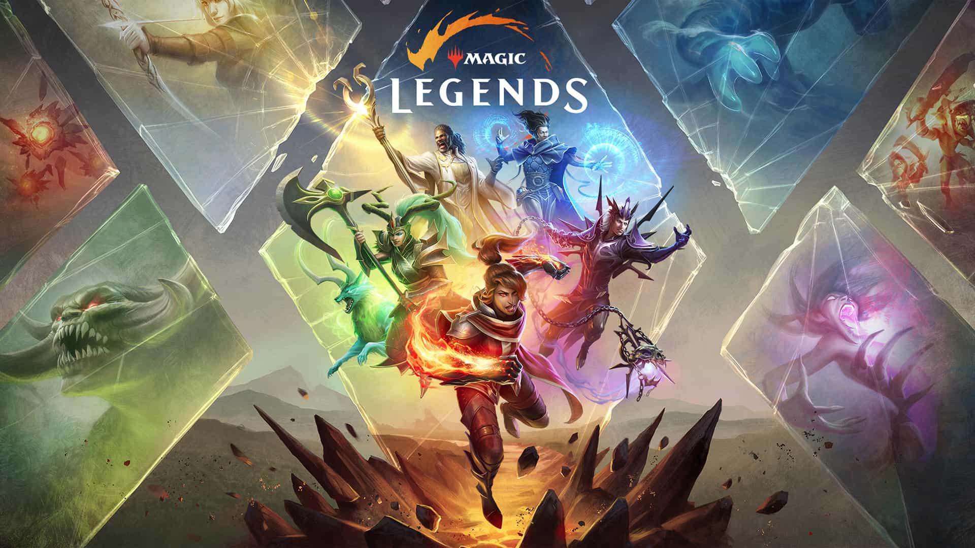 Magic: Legends Open Beta Starts March 23 9