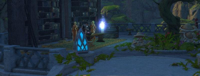 Neverwinter Dev Blog Sheds Light On What Will Happen To Old Sharandar