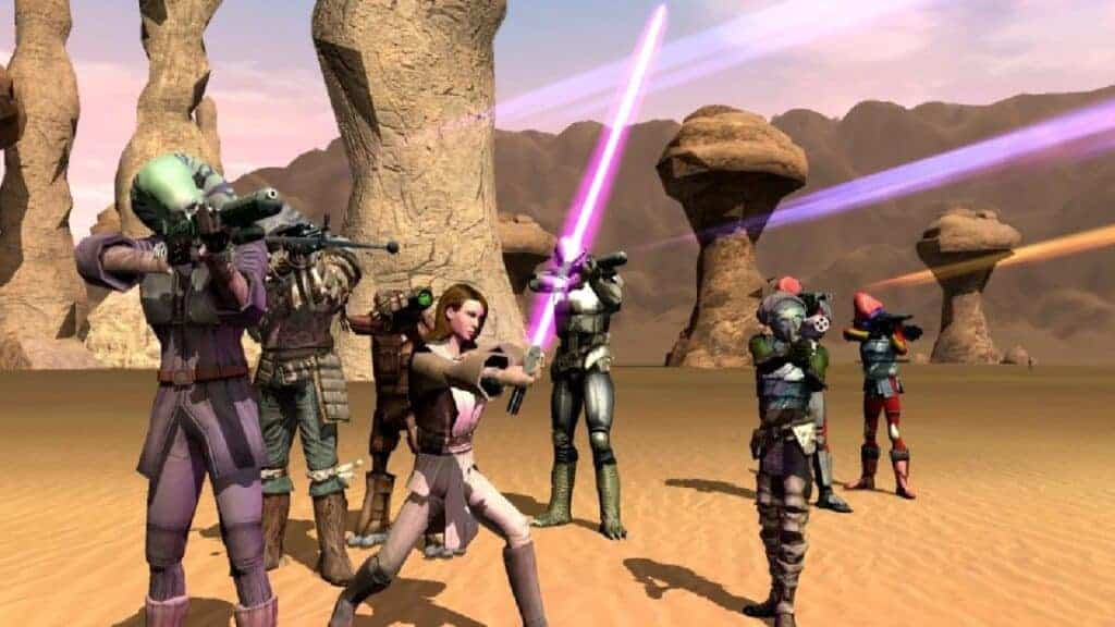 14 Old School MMORPGs That Are Still Worth Playing In 2021 11