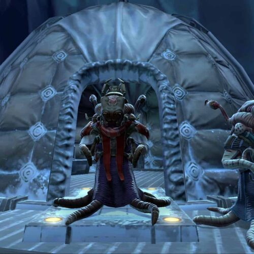 SWTOR January Events