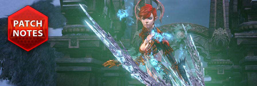 TERA Patch 102 Brings Back Two Instances and Two New Ones