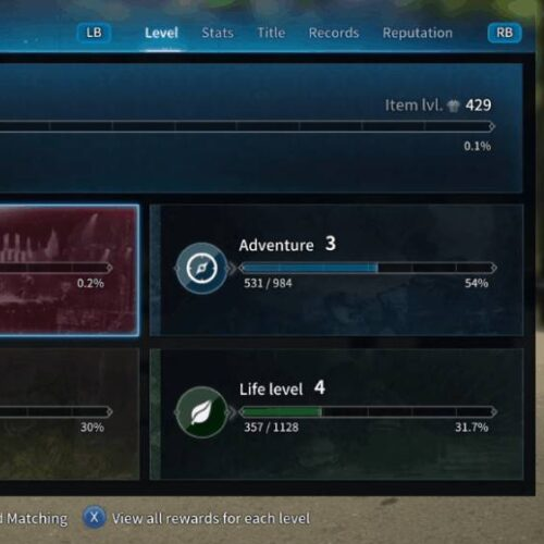 New Dungeon And Leveling System In Tera For Console