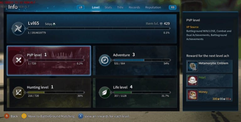 New Dungeon And Leveling System In Tera For Console 1