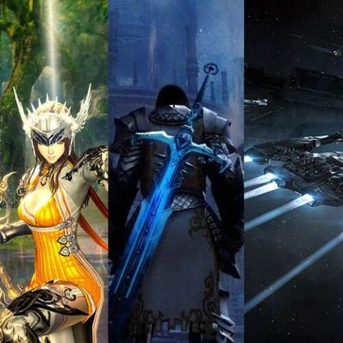 The Best Free-To-Play MMORPGs in 2021
