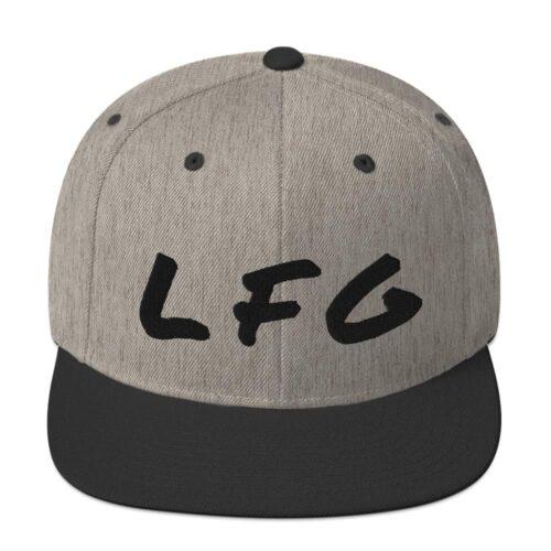 LFG Snapback Hat 1