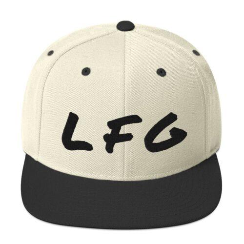 LFG Snapback Hat 14