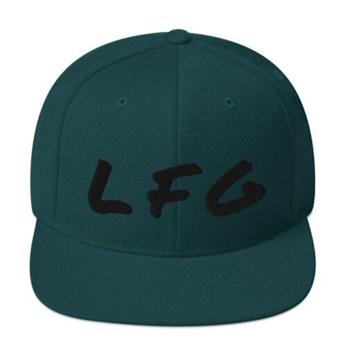 LFG Snapback Hat 3