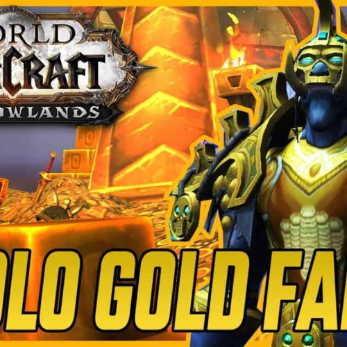 5 Solo Gold Farming Methods In January 2021