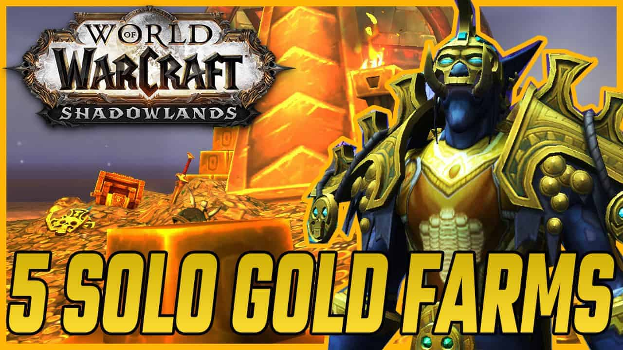 Gold Farming January 2021