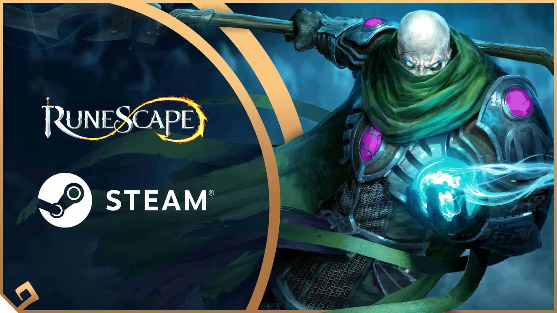 Old School RuneScape Coming To Steam February 24th 1