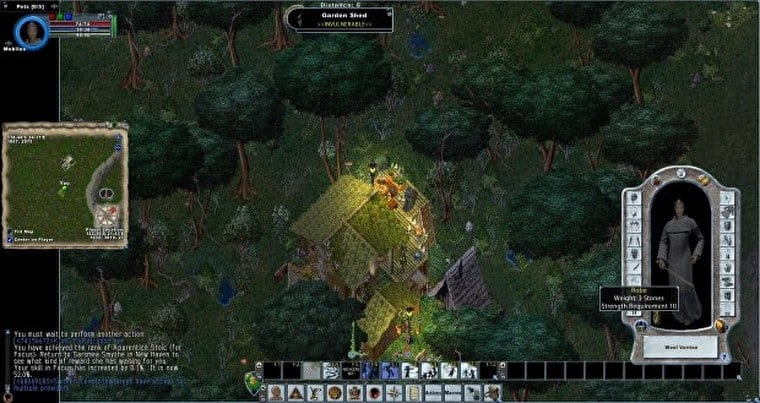 14 Old School MMORPGs That Are Still Worth Playing In 2021