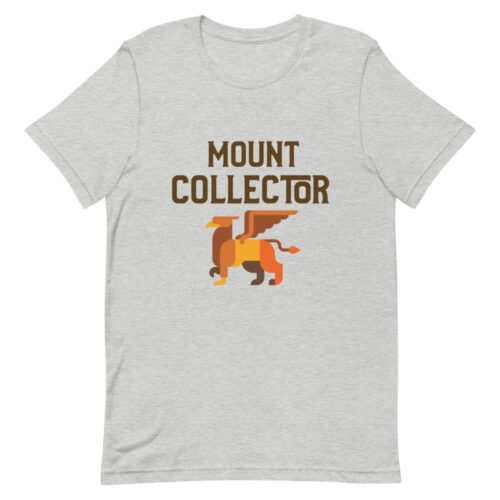 Mount Collector T-shirt 6