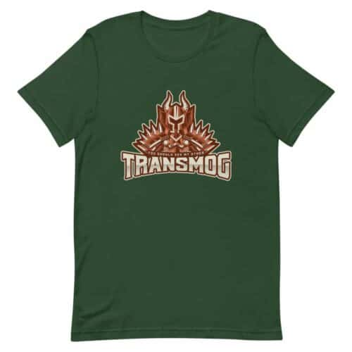 You Should See My Other Transmog T-shirt 3