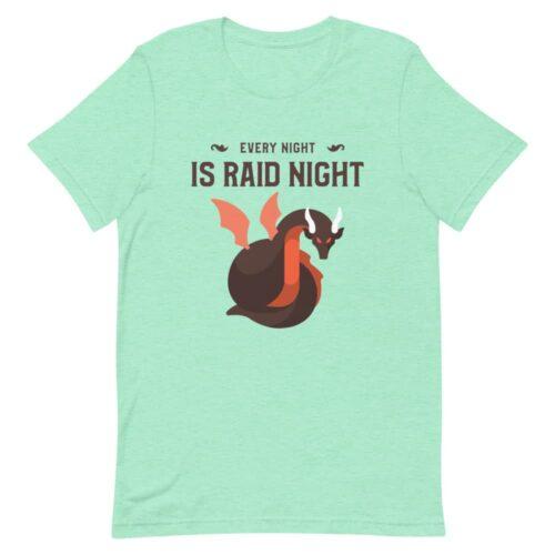 Raid Night T-shirt 4