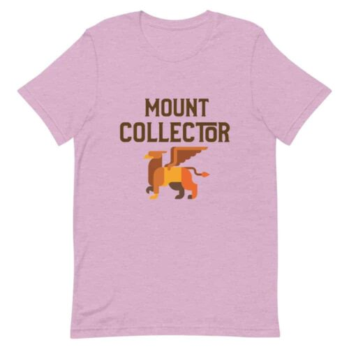 Mount Collector T-shirt 7