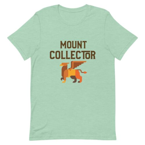 Mount Collector T-shirt 1