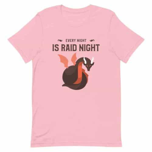 Raid Night T-shirt 5
