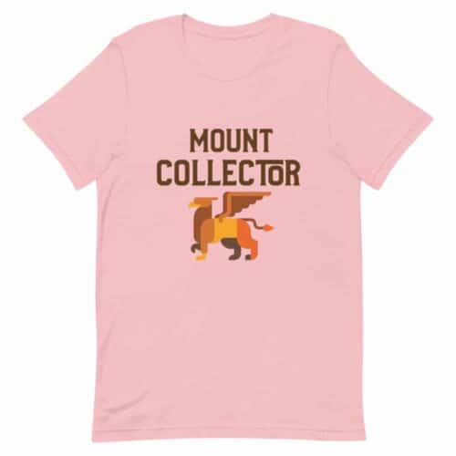Mount Collector T-shirt 8