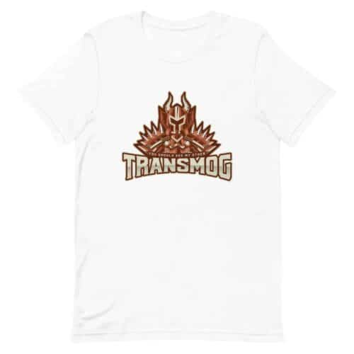 You Should See My Other Transmog T-shirt 8
