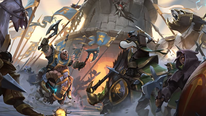 Albion Online Call To Arms Arrives March 17th