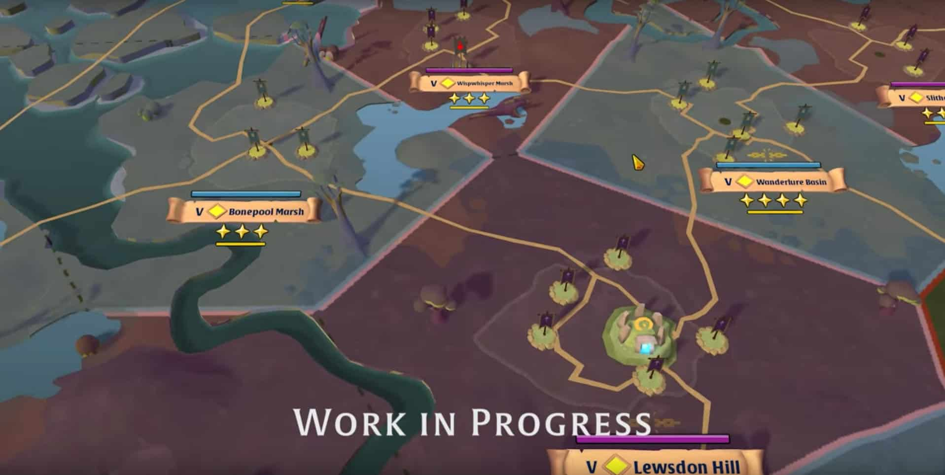 New Albion Online Faction Warfare Revamped Info 1