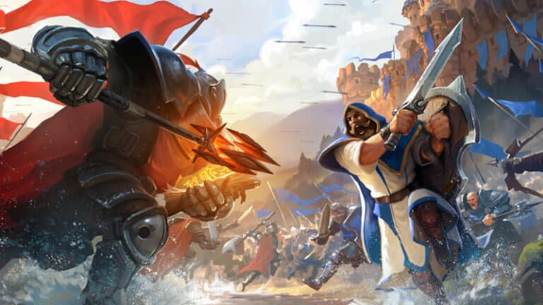 Albion Online Faction Warfare Update and Guild Season 12 1