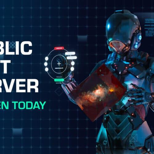 Dual Universe Public Test Server Are Open