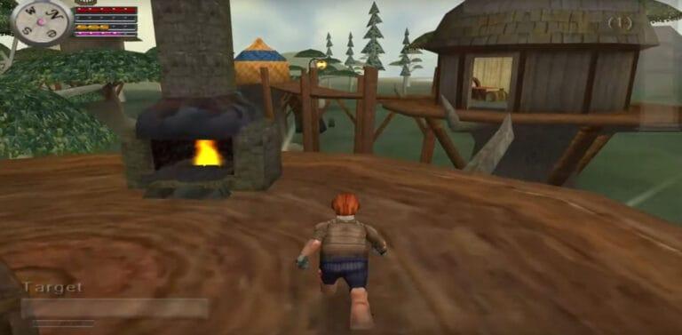 Everquest Online Adventures Private Server Footage 1