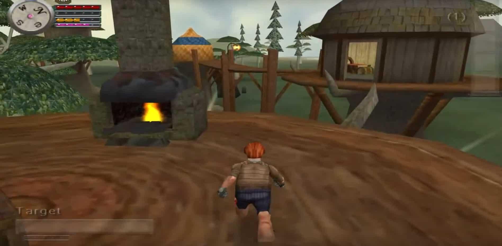 Everquest Online Adventures Private Server Footage 4