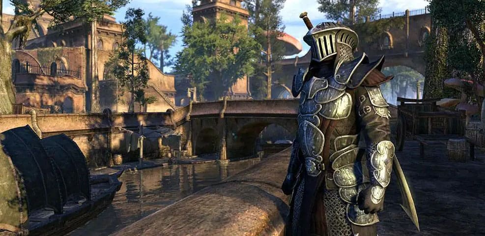ESO The Tribunal Celebration Event Celebrates Morrowind