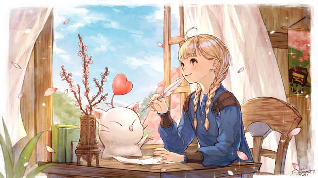FFXIV Valentione's And Little Ladies' Day Begins February 10th 2