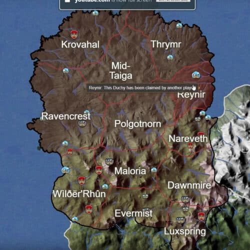 Chronicles of Elyria Reveal Roadmap and Plans For the Next Stages of Development