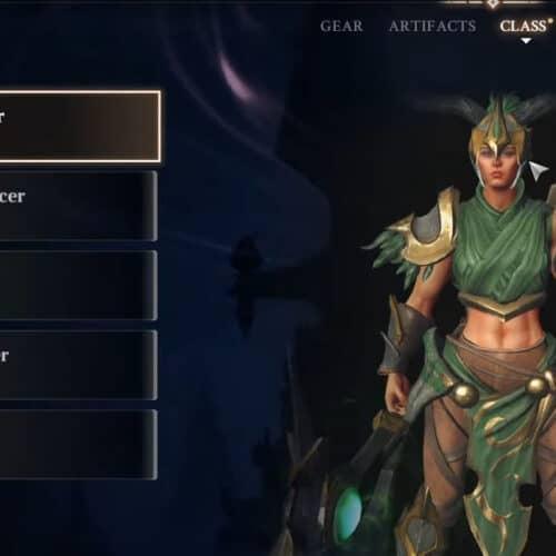 Magic: Legends Livestream Gives Details On Beastcaller & Mind Mage Loadouts