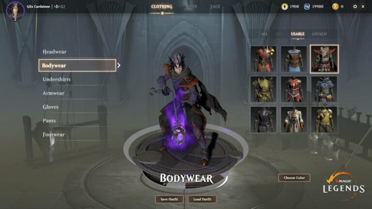 Get Ready FOr MAgic: Legends With New Loadout & Equipment Info 1