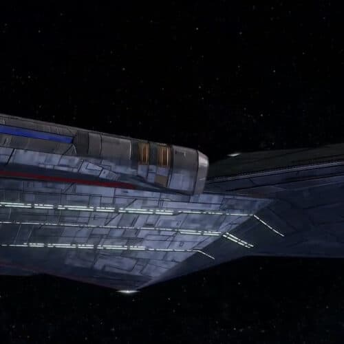 STO Introduce First 32nd Century Ship, The Janeway Class Command Science Vessel