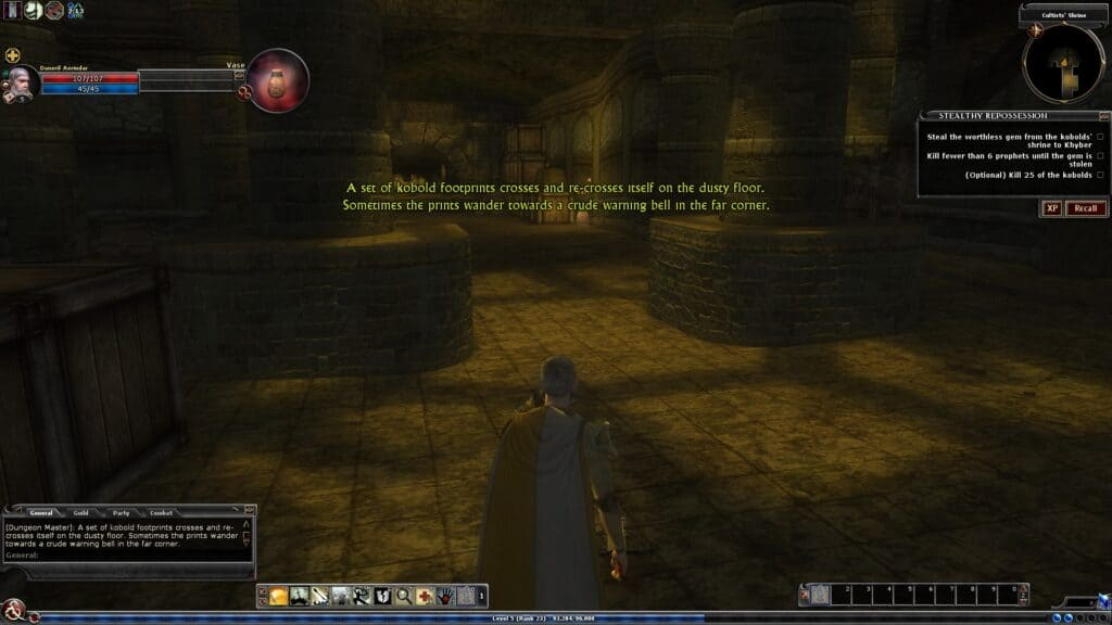 Dungeons & Dragons Sound