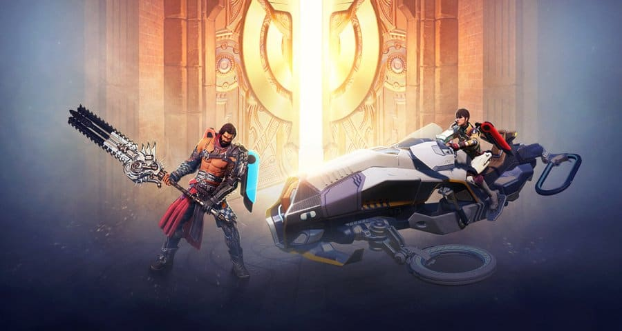 Skyforge Launches On Nintendo Switch 2
