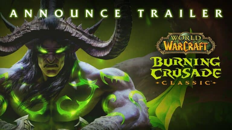 The Burning Crusade Announced - 2021 Release 1