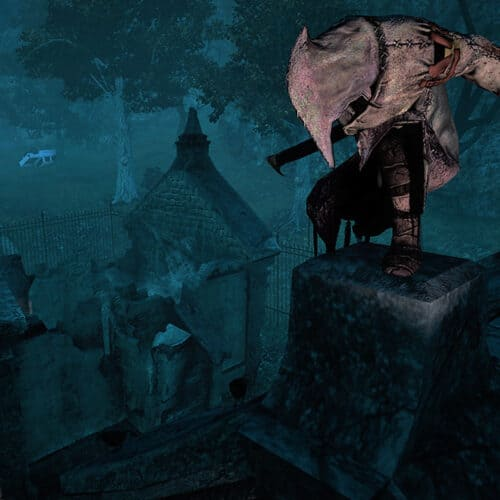 The Best Horror and Dark Fantasy MMOs