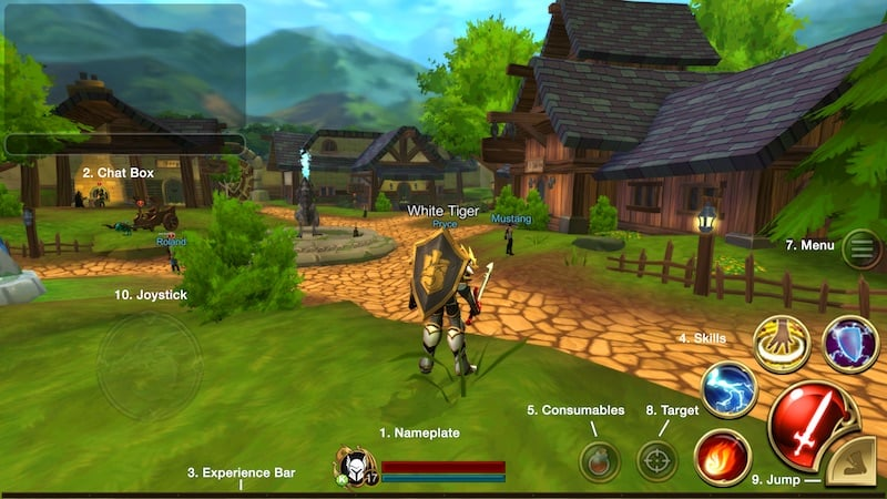 The Best Mobile MMORPGs In 2021 16