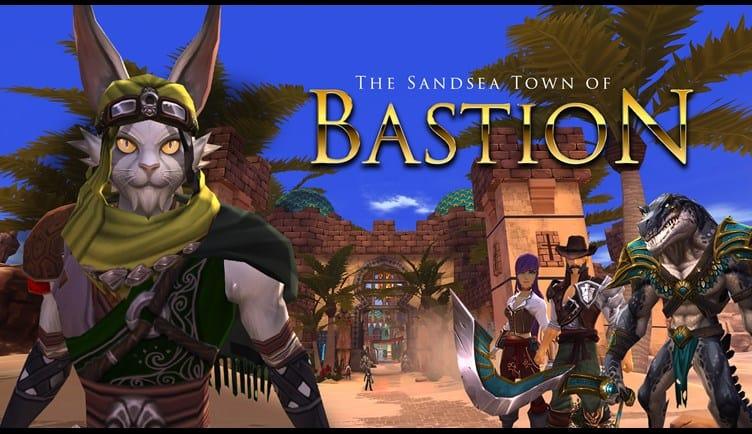 AdventureQuest 3D Sandsea Saga Increase Level Cap To 32