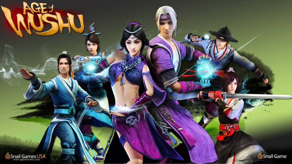 The Best Martial Arts MMORPGs in 2021 1