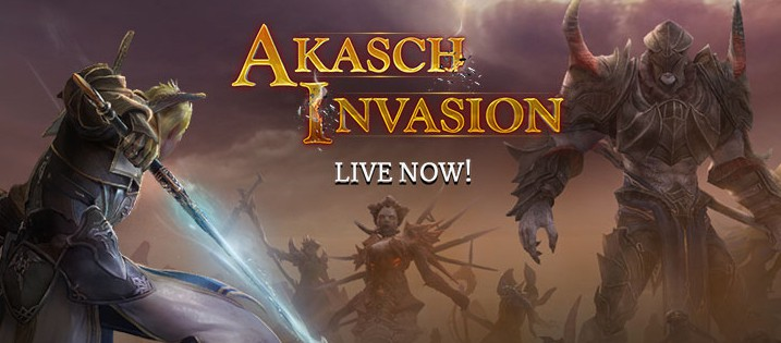 The Akasch Invasion Is Live In ArcheAge