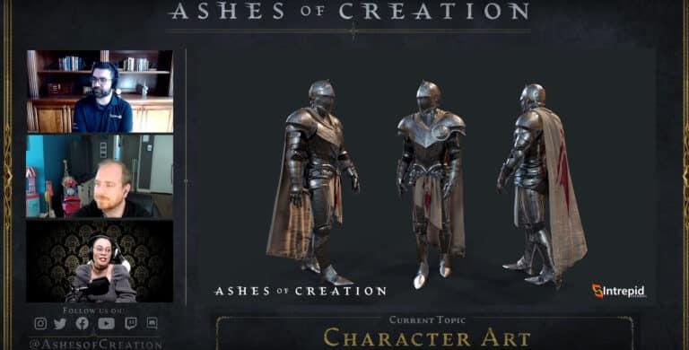 Ashes of Creation Development Update Talks Hiring, Website Design, Gameplay, And Art 1