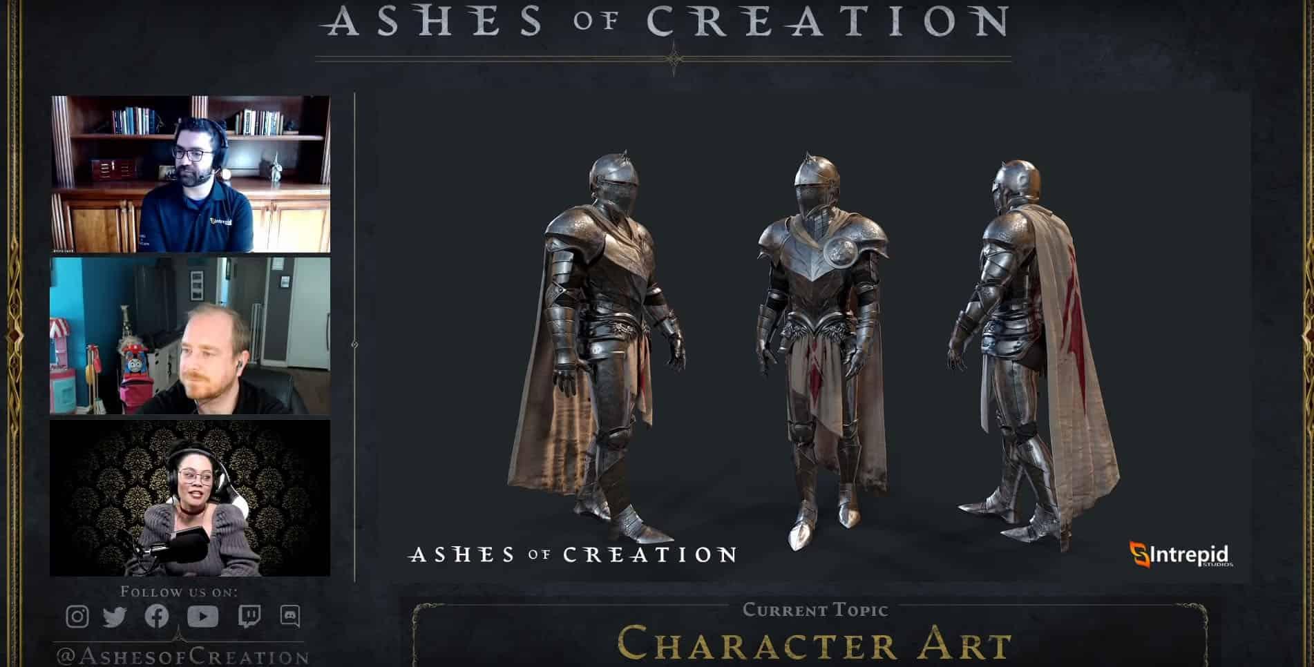 Ashes of Creation Development Update Talks Hiring, Website Design, Gameplay, And Art 8